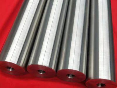 Zirconium tube rod