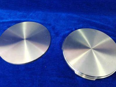 Titanium disc